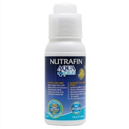 Fluval Nutrafin Aquaplus 120ml